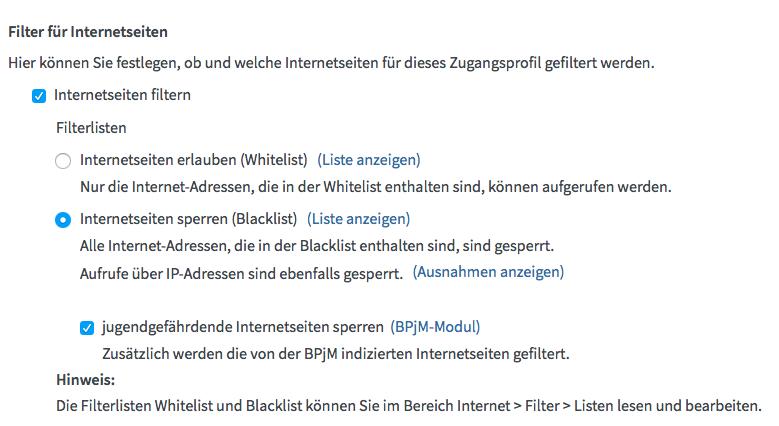 Youtube Mit Fritzbox Sperren Christian Kühleis It Systemberatung